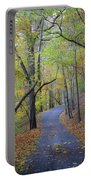 West Virginia Fall Scene Portable Battery Charger