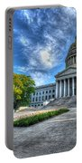 West Virginia State Capitol Building No. 2 Portable Battery Charger