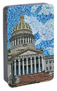 West Virginia State Capitol Portable Battery Charger