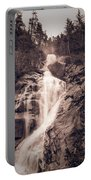West Waterfall Portable Battery Charger