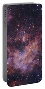 Westerlund 2 Star Cluster In Carina Portable Battery Charger