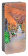 Western Alley Drawing 1 Portable Battery Charger