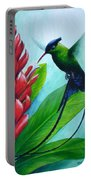 Western Streamertail Hummingbird Portable Battery Charger