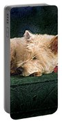 Westie Nap Portable Battery Charger