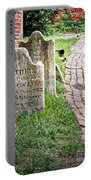 Westminster Burying Ground Portable Battery Charger