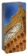 Westminster Clock Tower Portable Battery Charger