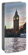 Westminster London Portable Battery Charger