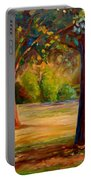 Westmount Park Montreal Portable Battery Charger