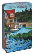 Westport Grist Mill Portable Battery Charger