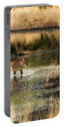 Wet Bob Cat  Portable Battery Charger