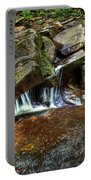 Wet Rocks Portable Battery Charger