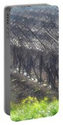 Wet Vineyard Portable Battery Charger