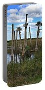 Wetland Palms Portable Battery Charger