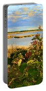 Wetlands In Cape Breton Portable Battery Charger