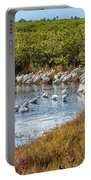 Wetlands Watering Hole Portable Battery Charger