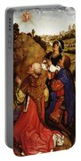 Weyden Bladelin Triptych  Right Wing  Portable Battery Charger