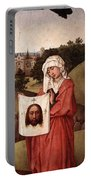 Weyden Crucifixion Triptych  Right Wing  Portable Battery Charger