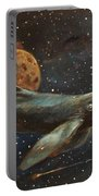 Whale Of The Universe Portable Battery Charger