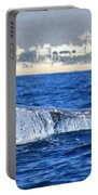 Whale Tail In Cabo Portable Battery Charger
