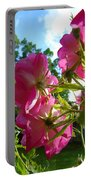 What The Roses See Portable Battery Charger