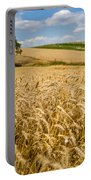 Wheat And A Tree Portable Battery Charger