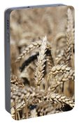 Wheat Close Up Summer Season Portable Battery Charger