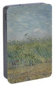 Wheatfield With Partridge Paris, June - July 1887 Vincent Van Gogh 1853 - 1890 Portable Battery Charger