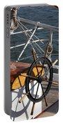 Sailingship Wheel Portable Battery Charger