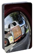 Wheel Reflections Portable Battery Charger