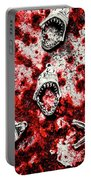 When Sharks Attack  Portable Battery Charger