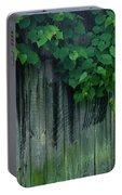 Wher Rhe Grape Vines Twine Portable Battery Charger