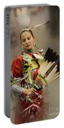 Pow Wow Where Are You Now Portable Battery Charger
