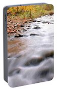 Where Peaceful Waters Flow Portable Battery Charger