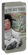 Where The Wild Things Are Portable Battery Charger