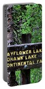 Which Way To Mayflower Lake Portable Battery Charger