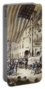 Whig Party Parade, 1840 Portable Battery Charger