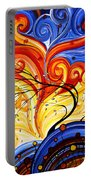 Whirlwind By Madart Portable Battery Charger