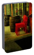 Whiskey Row Portable Battery Charger
