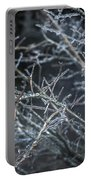 Whispers Of Winter Portable Battery Charger