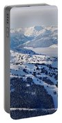 Whistler In Winter Portable Battery Charger