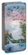 Whistling Angel-break Of Dawn   Portable Battery Charger