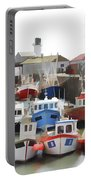 Whitby Harbour Portable Battery Charger