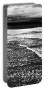 Whitby Sea And Sky  Portable Battery Charger