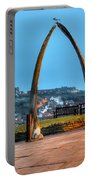 Whitby Whalebone Blue Hour Portable Battery Charger