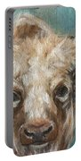 White Bison Portable Battery Charger