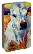 White Calf Portable Battery Charger