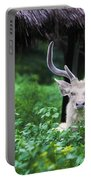 White Deer Portable Battery Charger