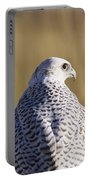 White Gyrfalcon Portable Battery Charger
