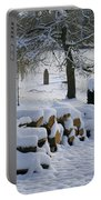 White Idyll Portable Battery Charger