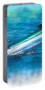White Marlin -  From The Outer Banks Of North Carolina To Cape M Portable Battery Charger